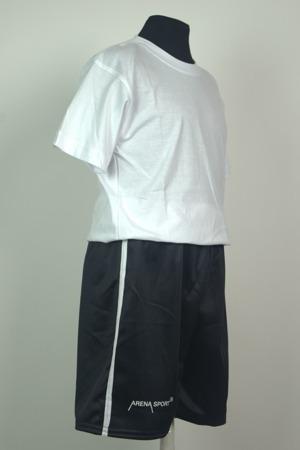 spodenki gimnastyczne CHŁOPIĘCE 134-146 cm