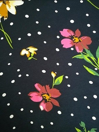 sukienka plażowa AMARYLEK I KROPKI S-3XL